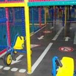 Verkehrspark – interaktiv