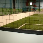 Kunstrasen-Sportflächen