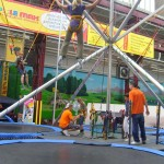 "Bungee-Trampolin ""Easy Jumper"""